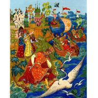 Сказка о царе Салтане
